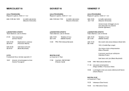 Programma WS Waves